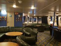 Hurtigrute, Besuch auf MS Vesteralen