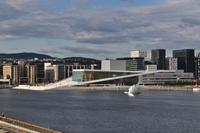 Das neue Opernhaus von Oslo