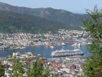 Bergen Blick vo Floyen