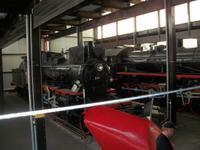 Hamar; Eisenbahnmuseum III
