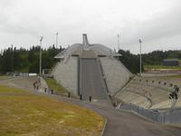 Holmenkollen-Schanze in Oslo