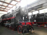 Norwegisches Eisenbahn-Museum in Hamar