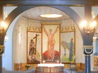 Hamar (Neue Domkirche - Jesus ohne Bart)