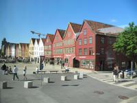 Hanseviertel in Bergen