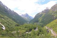 Traumhafte Ausblicke in Norwegen