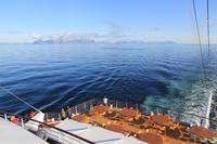 Ausblicke vom Schiff