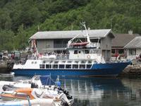 Auf zur Geirangerfjordfahrt