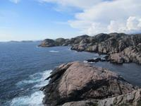 Küste am Kap Lindesnes