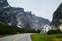 166 Romsdal, Trollwand