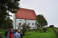 Steinkirche von Trondenes bei Harstad