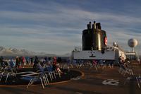 Hurtigruten südgehend - mit der M/S Midnatsol von Skjervøy nach Tromsø