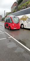 Selbsfahrendes Auto Oslo