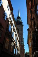 Tyska Kyrka (Deutsche Kirche) - Stockholm