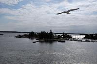 Silja Serenade - Ankunft in Helsinki