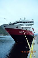 Hurtigruten - MS Kong Harald in Tromsø