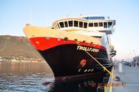 Tromsø - Hurtigruten - MS Trollfjord
