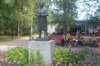 Denkmal für Norwegens größten Bildhauer