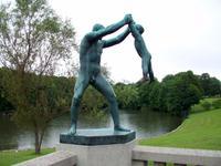 Oslo, Vigelandpark