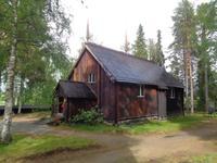 Die alte Kirche von Sodankylä