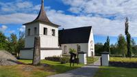 055 Kirche Lövånger