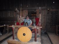 118 Wikingermuseum Borg - Inneres 2