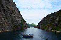 169 Einfahrt Trollfjord