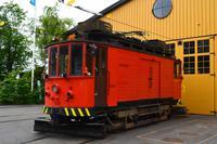 045 Stockholm, historischer Betriebshof