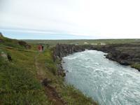 Kreuzfahrt mit AIDAsol Skandinavien – Island, Godafoss