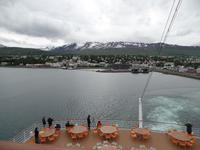 Kreuzfahrt mit AIDAsol Skandinavien – Akureyri
