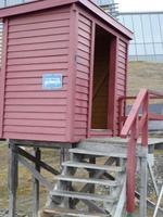 104 Spitzbergen - Longyearbyen - Bushaltestelle
