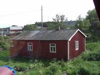 Fischerhaus auf den Lofoten