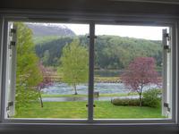 Zimmer mit Fjordblick