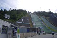 Schanzen in Lillehammer