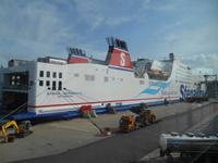 Fährschiff Stena Germanica