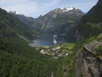 Geyrangerfjord