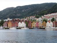 Tyske Bryggen in Bergen