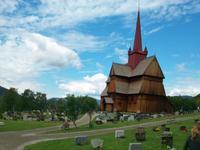 Stabkirche Ringebu