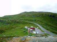 Auf dem Sognefjell