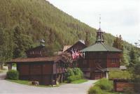 099 Norwegen, Elveseter-Hotel