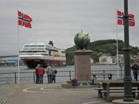 058 Kristiansund, Hafenanlage