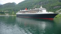 Queen Mary II (Geiranger)
