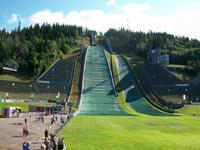 Lillehammer, Sprungschanze