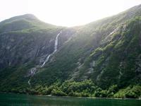 Kreuzfahrt auf dem Geirangerfjord