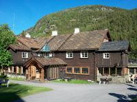 Unser Hotel in Elveseter
