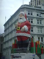 Weihnachten in Auckland