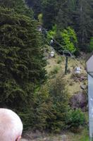 Mit der Gondel zum Bobs Peak