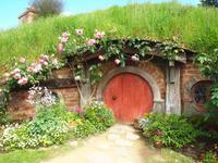Filmset Hobbiton