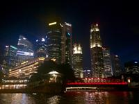 Singapur Finanz-Distrikt