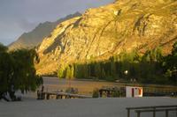 Abendstimmung am Lake Wakatipu