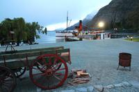 Abendstimmung am Wakatipu-See